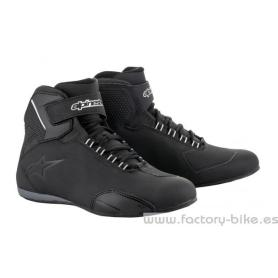 BOTAS ALPINESTARS SEKTOR WATERPROOF BLACK