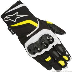 Gloves ALPINESTARS T-SP W Feeder Black / Yellow Fluo