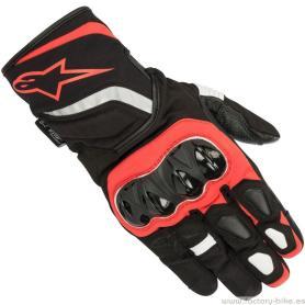 Gloves ALPINESTARS T-SP W Feeder Black / Red