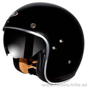 Shiro Jet helmet SH235 gloss black