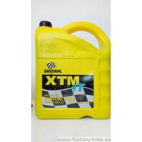 Aceite  BARDAHL XTM SYNTHETIC 10W40 5L