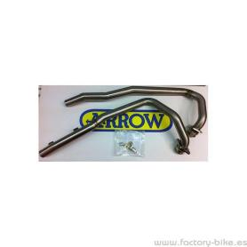 copy of ARROW YAMAHA XTZ 750 SUPERTENERE' '89-94 STAINLESS STEEL HOMOLOGATED EXHAUST FOR ORIGINAL AND ARROW COLLECTOR