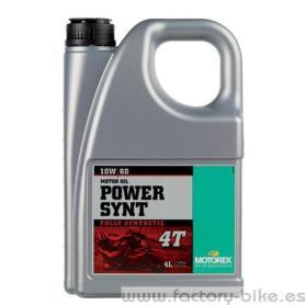 copy of Aceite motorex Cross Power 4T 10w60 4 litros