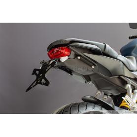 Portamatrícula Honda CB650R '19 Evotech
