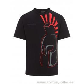 Camiseta Jorge Lorenzo - Spartan Helmet
