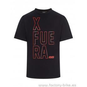 Camiseta Jorge Lorenzo - XFuera