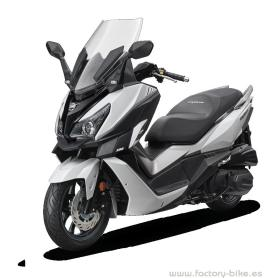 copy of SYM Cruisym 125 cc