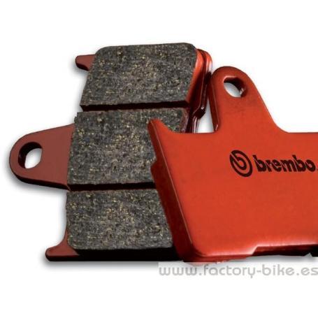 BREMBO BRAKE PAD 07HO5606