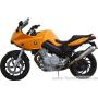 ESCAPE ZARD BMW F800 S/ST Conic steel street legal muffler CAT