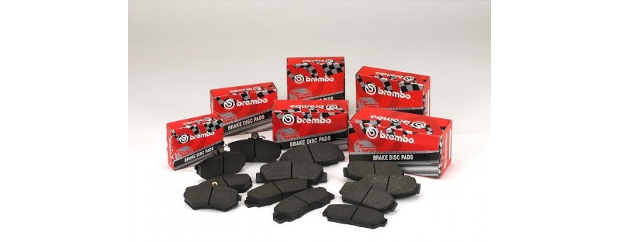 Brake pads for motorcycle and scooter. Online store