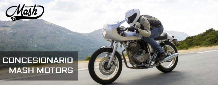 Motos Nuevas Mash Motors