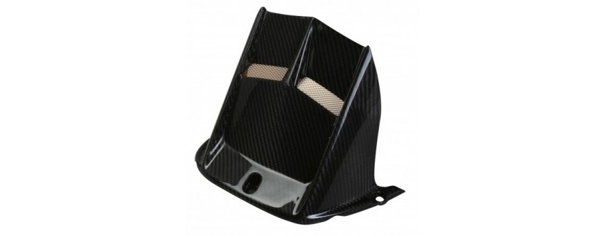Motorbike parts in carbon fiber. Online store