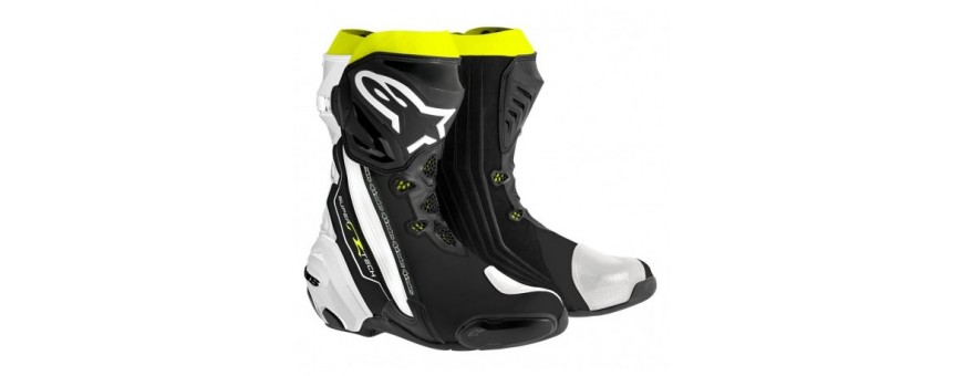 Boots for motorbike. Discounted prices