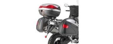 Baúles y maletas para moto. Tienda online
