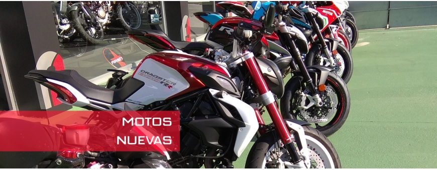 New bikes - Financing As