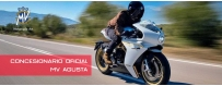 Official dealer MV Agusta Galicia - Financing As