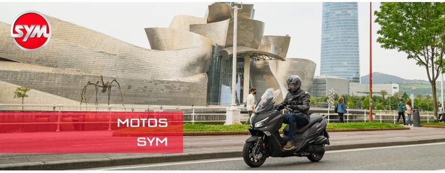 Motos nuevas SYM