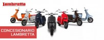 Concesionario Lambretta en Pontevedra - Factory BIke