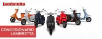 Lambretta dealer in Pontevedra - Factory BIke