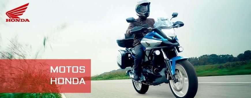 Motos nuevas Honda - Financiación a Medida