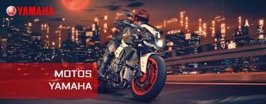 Motos nuevas Yamaha