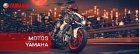Motos nuevas Yamaha - Financiación a Medida