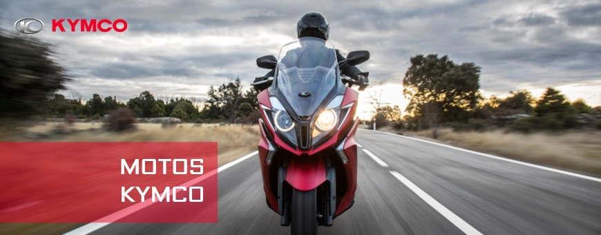 New bikes Kymco - Financing As