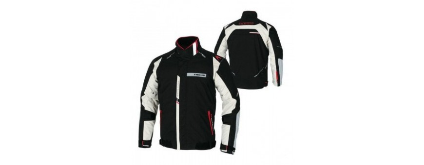 Cazadoras y chaquetas de moto. Tienda online
