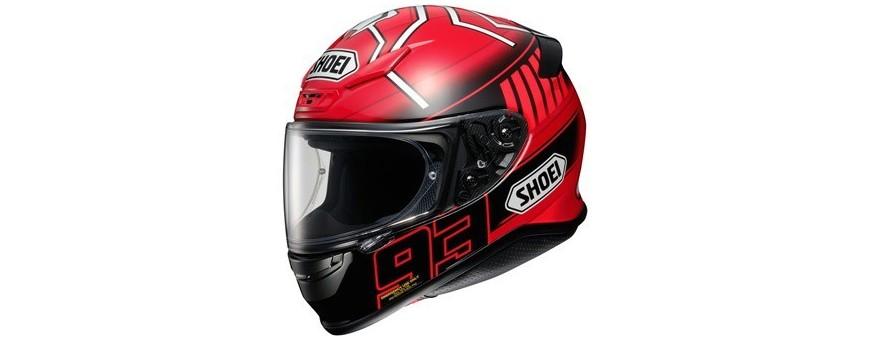 Cascos para moto, scooter, enduro. Tienda online