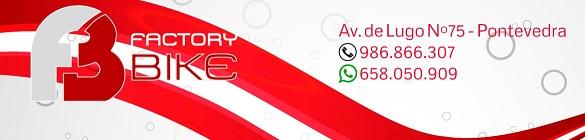 Factory Bike - Concesionario y taller de motos, venta de piezas y repuestos para moto, equipación para motoristas.